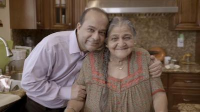 Sunil and his Mom's Glaucoma and Cataract Patient Testimonial