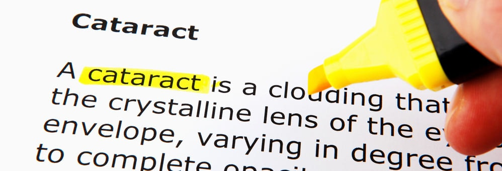If Cataracts Clouds Your Vision, Here's What You Need to Know