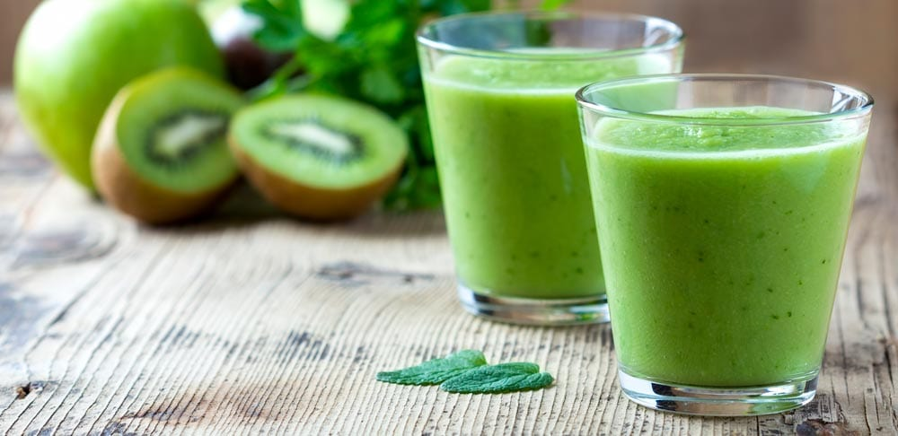 Can Green Smoothies Support Eye Health?