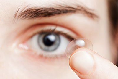 Are Contact Lens Wearers t Risk During COVID-19?